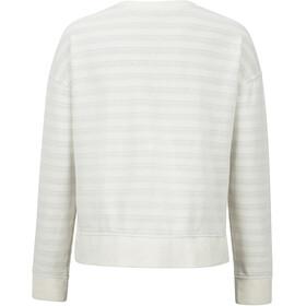 Marmot Westview T-shirt manches longues à col ras-du-cou Femme, turtledove heather